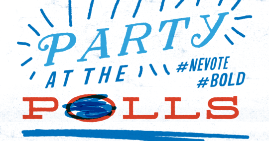 nevote_partyatthepolls_share-party