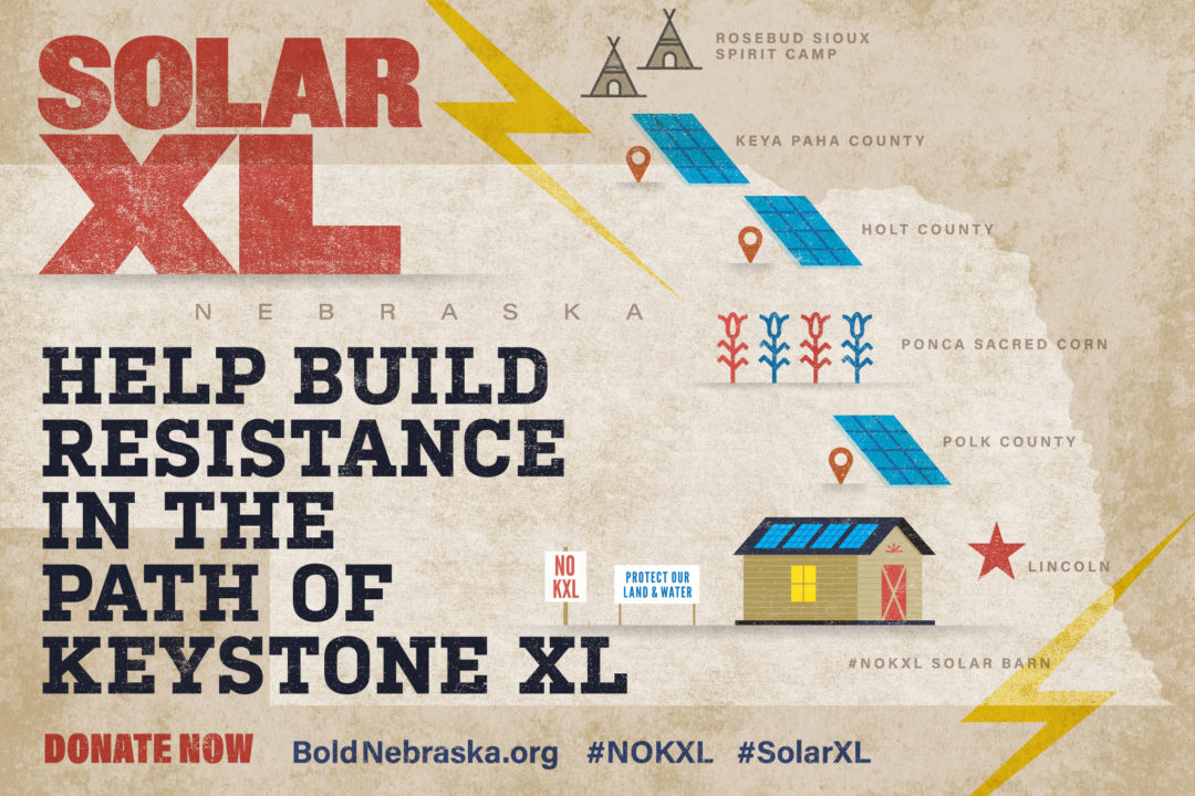 Donate to SOLAR XL